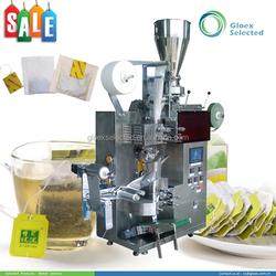 New Style 3 sides sealing Economic Type Automatic Single Chamber tea bag packing machine small