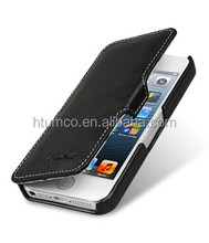 Newly design premium Nappa Leather cover,cell phone case,Leather cover for Apple iPhone 5