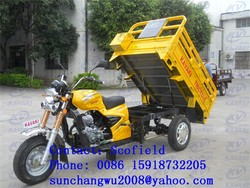 Arab countries hot selling 150cc KAVAKI tricycle