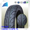 top quality china car tyres made in china motorcycle tubeless tyre130/60-13 for imported tyre direct from china