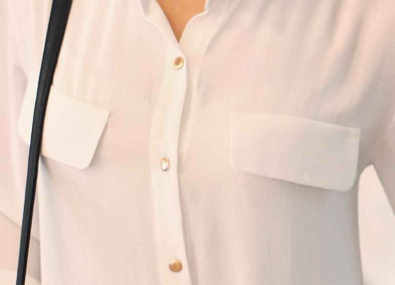 Прозрачная Шифоновая Блузка С Доставкой