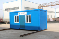 designed decoracated prefab modular popular used standard prefab cabin container house