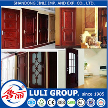 cheap Melamine Door Skin of good quality from Luli group