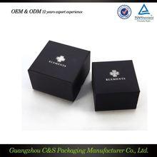 Personalizado fabricante bons preços Full Color espuma para caixa de jóias embalagem
