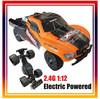 1:12 4WD 2.4G Big wheel aggressive off-road Remote Control Car,Toys RC Car