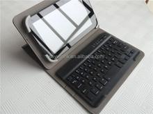 Hottest black wireless mini keyboard tablet case