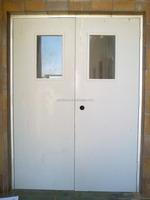 metal door used,fire rated door, steel fire rated door with0.5~4 hours fire proof
