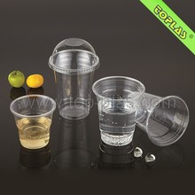 PET Plastic Disposable Cups and Lids