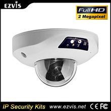 Popular waterproof H.264 1080p sd card outdoor wireless ip camera