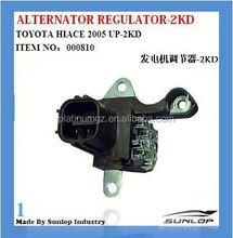 toyota 2KD alternator regulator for 2KD engine