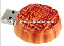OEM Mid-autumn Festival gift mooncake usb flash disk.
