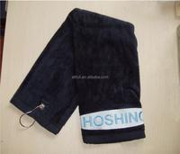 2015 New custom personalized golf towel gym towel fitness towel