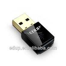 High Quality 802.11 n/g/b 300Mbps Mini wireless N wifi usb adapter EP-N1557