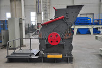 The milling machine is suitable for processing of nonmetal mineral (European version mill)