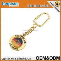 custom made shaped metal keychains ZINC ALLOY high quality key chain