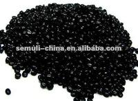 Plastic carbon black masterbatch for pe film