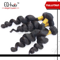 Top quality factory supply unprocessed wholesale virgin malaysian hair