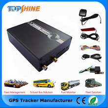 Free Tracking Software AVL GPS Tracking System VT900 With Two Way Communication