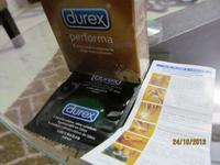 Lidocaine Condoms