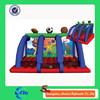 soccer basketbal baseballinflatable field game for sale