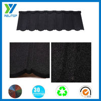 China best roofing sheet factory/sand coated roofing tile