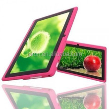 3G,Bluetooth,Camera,G Sensor,GPS,Multi Touch,Phone Call,Wifi Feature Android tablet pc High quality very cheap tablet