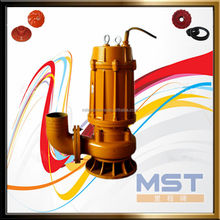 3 phase submersible pumps for sewage