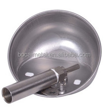 Manufacturer 304 Stainless Steel Drinker Bowl For Livestock