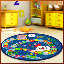 Kids washable game rugs