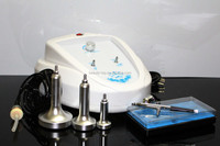 portable Vacuum suction massage lymph drainage therapy machine with oxygen facial function