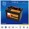 HOT Sale JIS N60 12V60AH Maintenance Free Car Battery