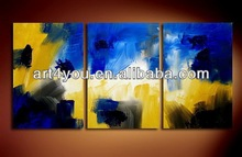 Modern Well-designed Picture of Abstract Oil Painting