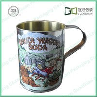 tin coffee mugs
