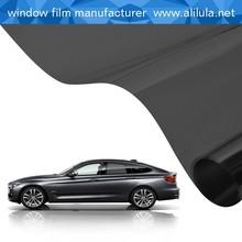 Anti-UV sun protection black window tint film for car to save energy