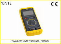 Digital multimeter made in china with CE Certification and high quality