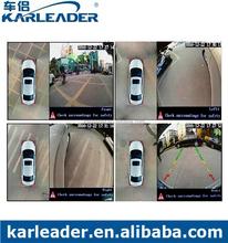 360 degree security car vandalism camera