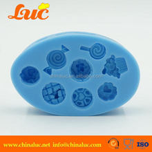 Design hot selling silicone for gypsum mold