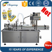 5% off Automatic doypack filling machine,edible oil filling line(trade assurance)