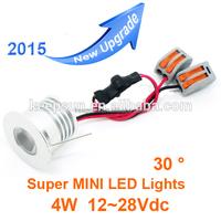 Reliable quality 1W 2W 3W 4W mini lamp harga lampu down ceiling light 13mm 15mm 23mm 27m 3W led ceilight light