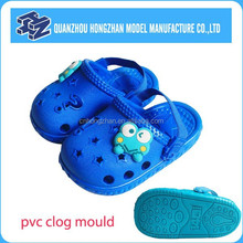 how to make molds pvc moulds for garden shoes