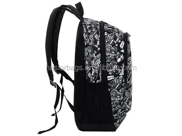Teen Custom Fashion School Backpack
