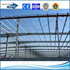 large span steel frame construction industiral application prefabricated building
