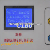 On-line Transformer Oil Test Equipment For Dielectric Strength,BDV analyzer