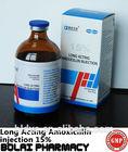 Antibióticos drogas de ação prolongada amoxicillin 15% vet drogas