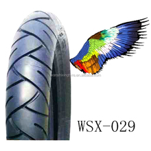 Chinese Tubeless Motorcycle Tire 80/90-17