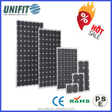solar cell and solar panel,10kw solar panel system with small photovoltaic cells