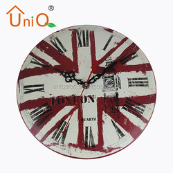 M1202 home & office decoration wall clock made in China
