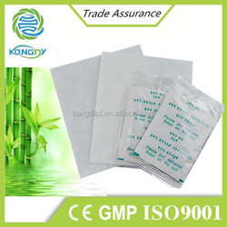 New design Bamboo Vinegar Detox Pads with CE. OEM service