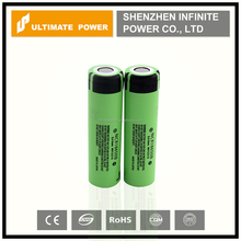 Wholesale high-capacity 18650 li-ion battery cell panasonic ncr18650b 3400mah 3.7v rechargeable battery