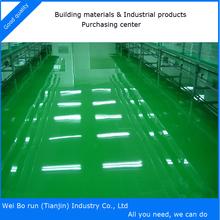 Industrial Outdoor& Indoor Epoxy Fireproof Floor Paint